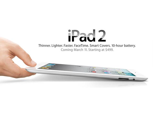 o 495429 Стив Джобс анонсировал iPad 2