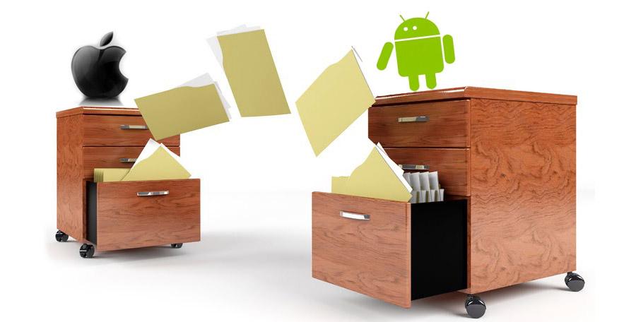 iOS vs Android: почему стоит отказаться от яблока …