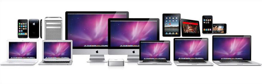 ремонт продуктов apple