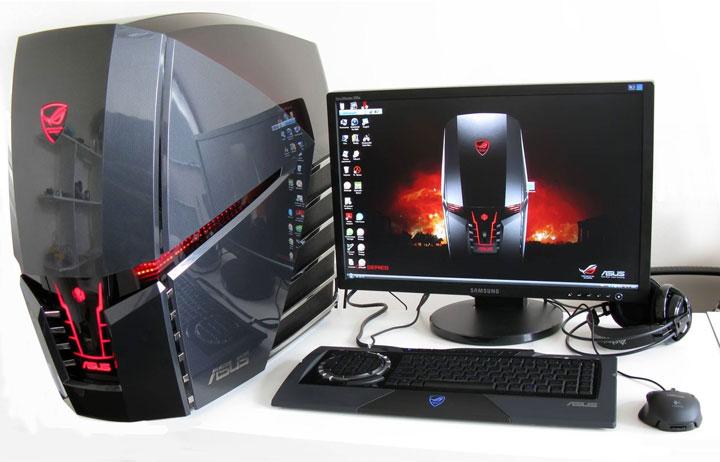 как собрать мощный игровой компьютер