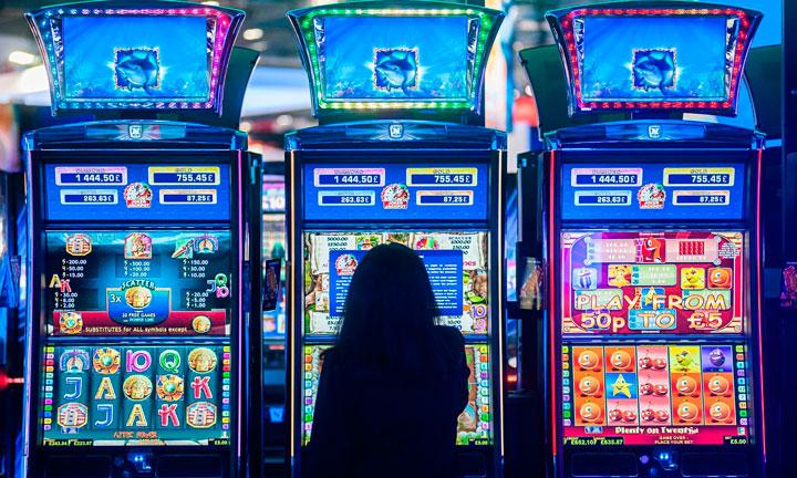 Игровые автоматы на деньги гаминатор