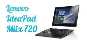 Планшет Lenovo IdeaPad Miix 720