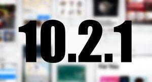 Обновление Apple iOS 10.2.1
