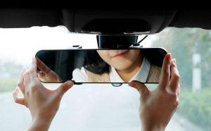 Xiaomi выпустила умное автозеркало для автомобиля