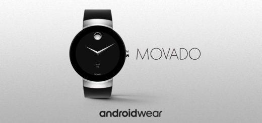 «Умные часы» Movado
