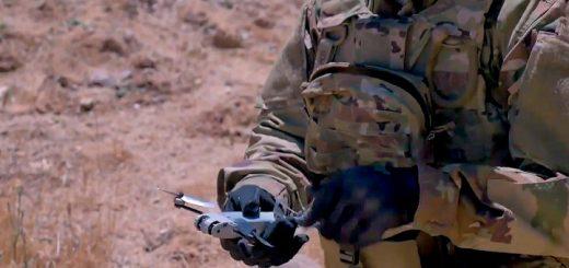 Беспилотник Snipe Nano Quadrotor для разведки