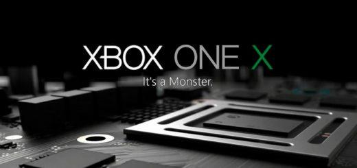 Самая мощная игровая приставка Xbox One X выйдет в ноябре