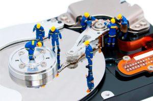Технология, увеличивающая емкость HDD