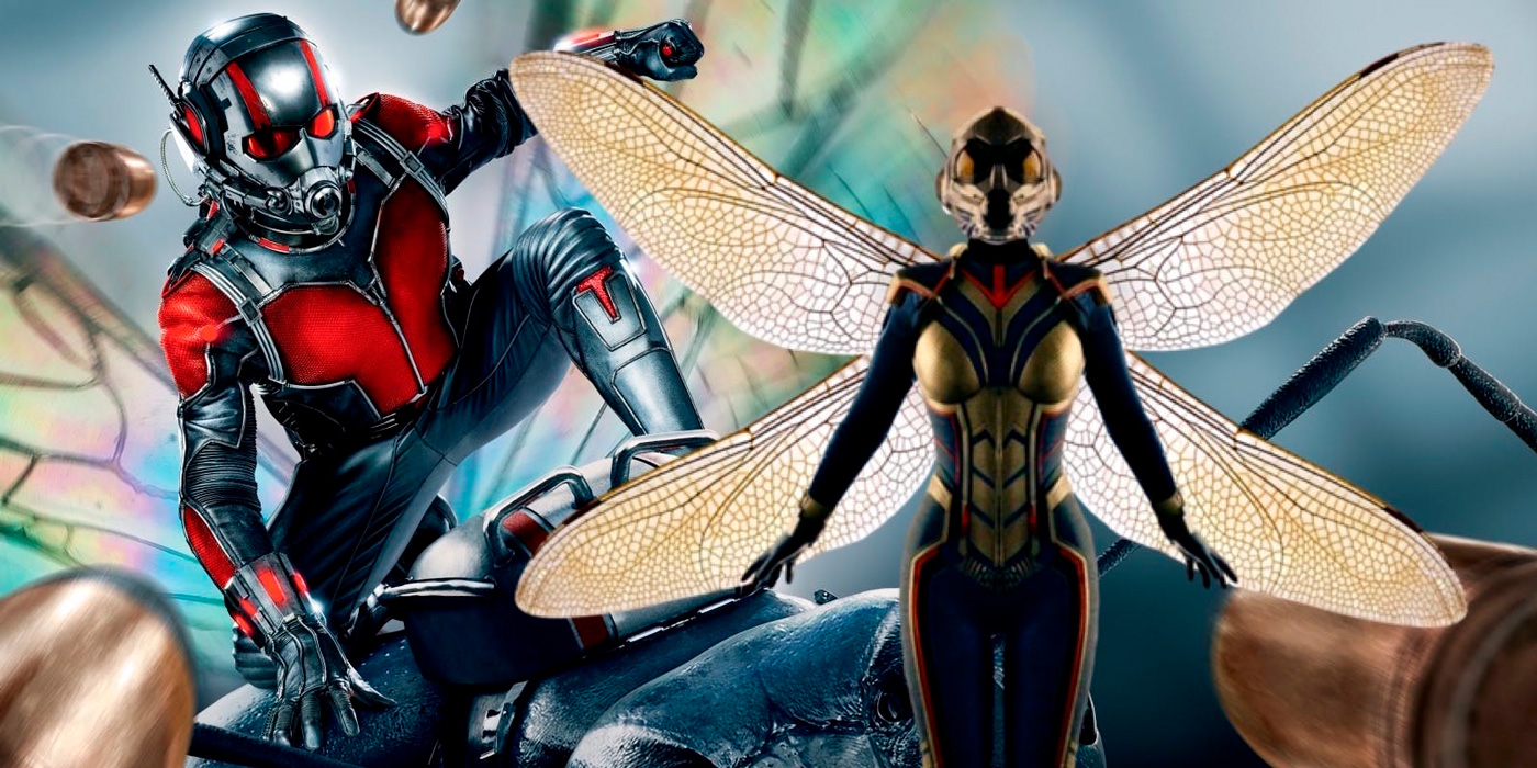 Новый трейлер к фильму «Человек-муравей и Оса»