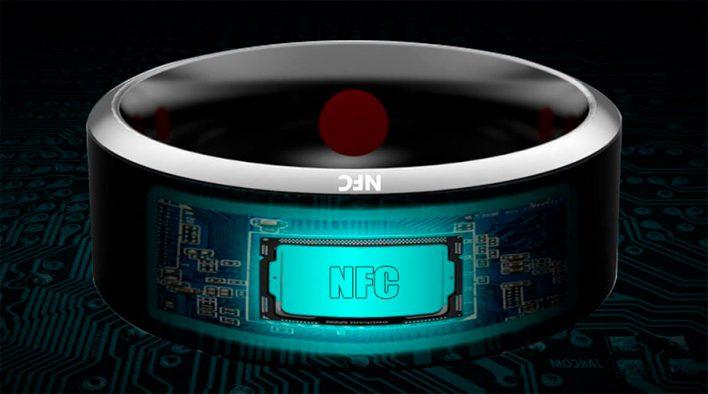 Что такое NFC-кольцо и как им пользоваться?