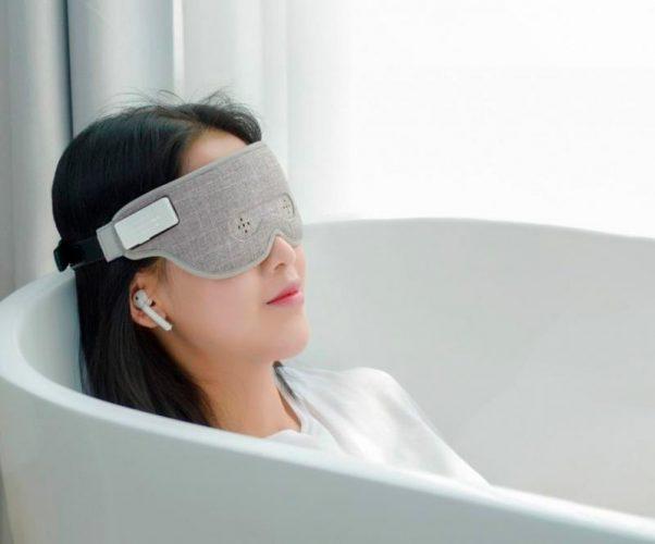 Картинки по запросу Easy Air Brain Wave Sleeping Eye Mask.