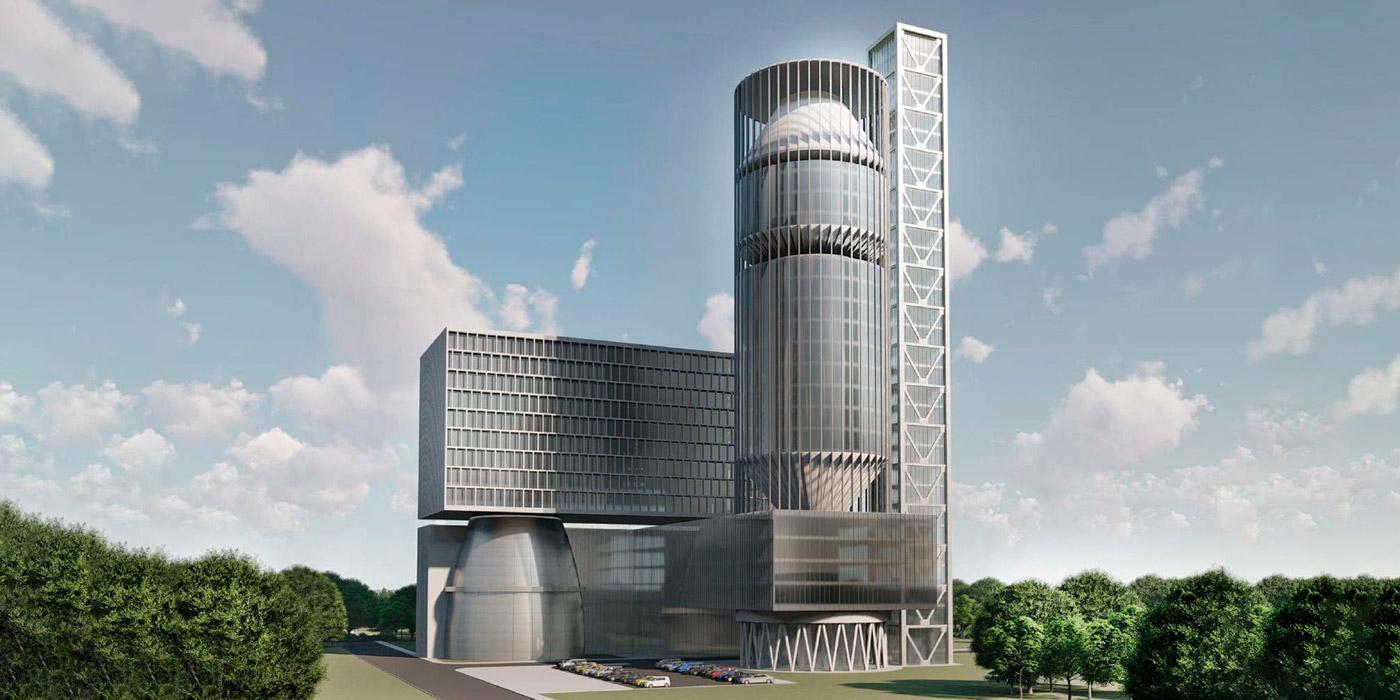 М.Хуснуллин: Площадь здания Национального космического центра может составить порядка 250 тыс. кв. м