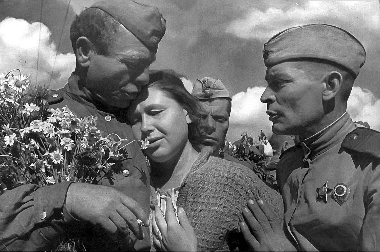 Картинки военные 1941-1945 победа