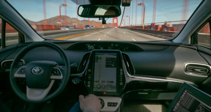Тестирование беспилотных авто в России будет расширено