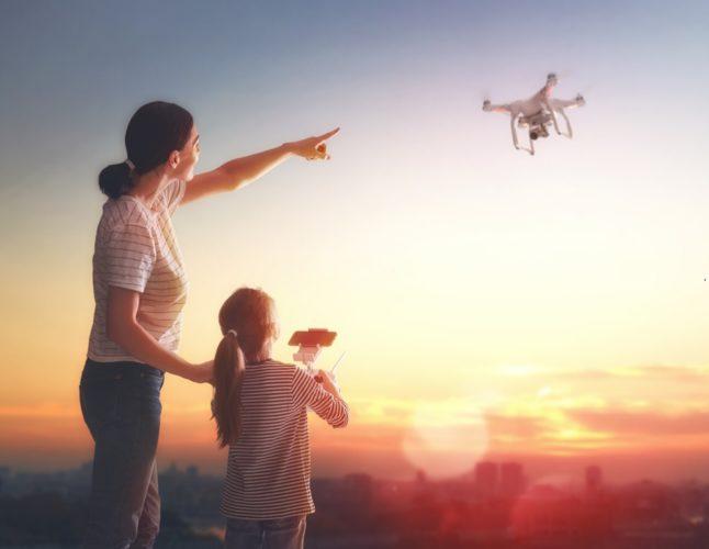 Многотысячные штрафы ждут россиян за использование дронов