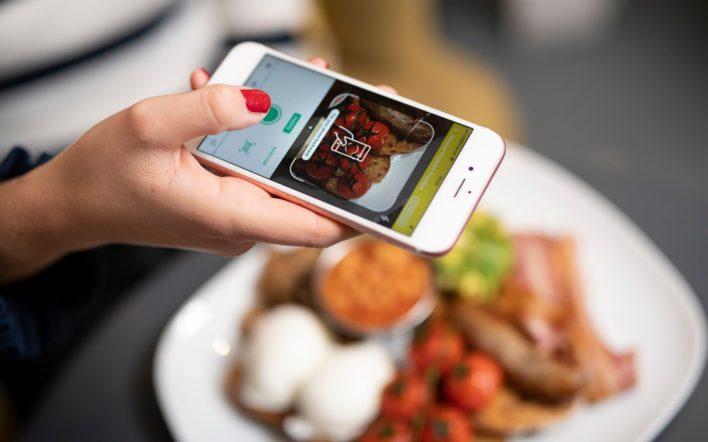 Приложение Foodvisor – в помощь тем, кто на диете