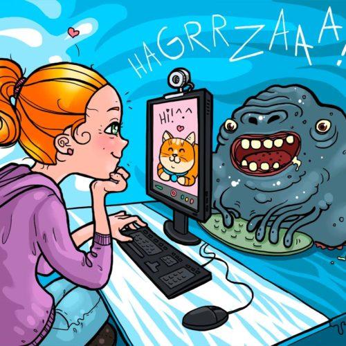 Как поговорить со своими детьми о кибербезопасности