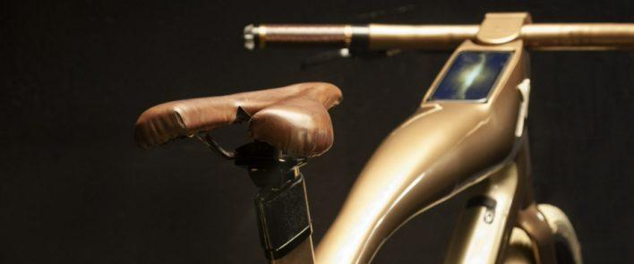 Электрический велосипед X One оснащен функцией распознавания лиц