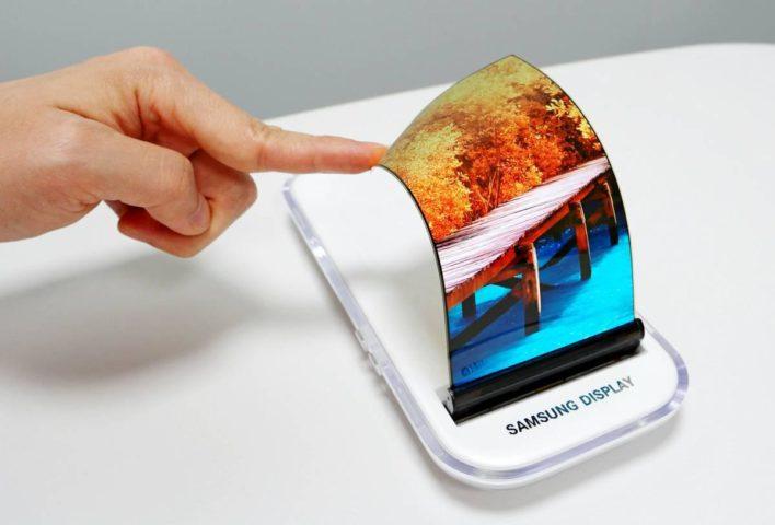 Разработана технология печати дисплеев любых форм на принтере