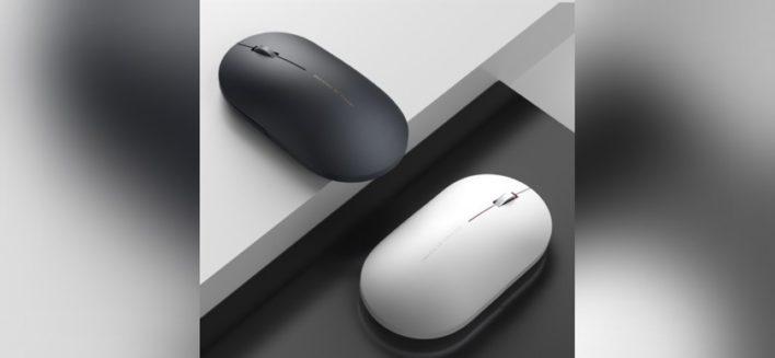 Новая мышка Xiaomi работает год на одном заряде!