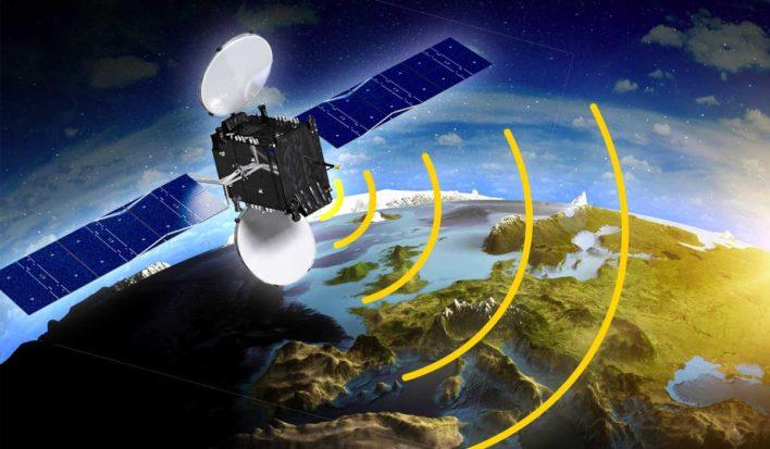 Роскосмос готовит спутниковую систему телефонной связи