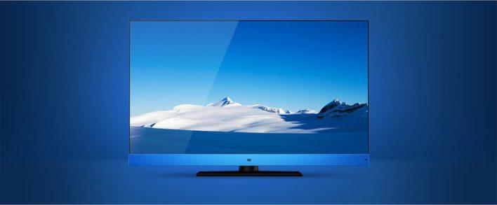 Новое поколение телевизоров Xiaomi будет «почти безрамочным»