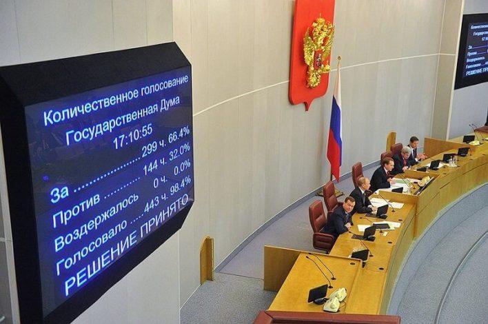 Запрет продажи гаджетов без российского софта принят Думой во втором чтении