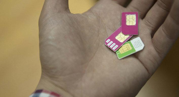 В России могут «переписать» владельцев СИМ-карт