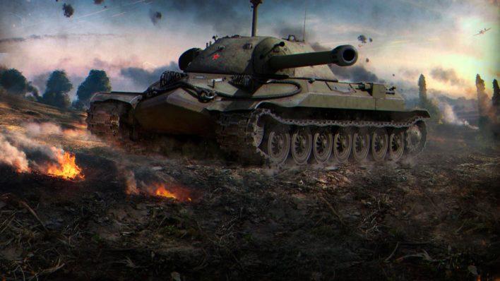 Игроки World of Tanks получат компенсацию за неудобства от DDoS-атаки