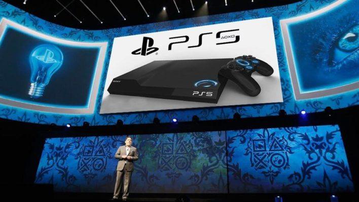 Sony рассказала в Лас-Вегасе подробности о PlayStation 5