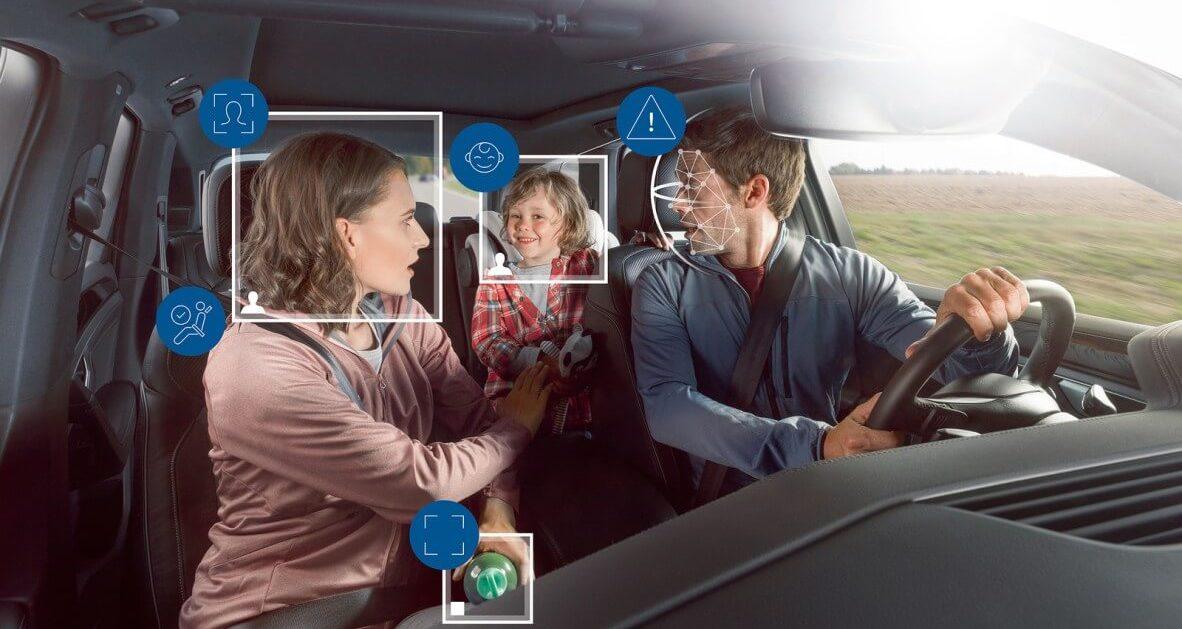 Система контроля водителей от Bosch использует ИИ