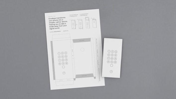 Google предлагает лечить смартфонозависимость конвертами