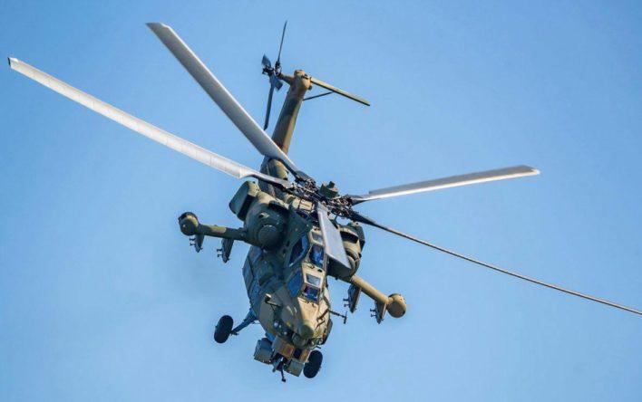 Вертолеты Ми-28НМ «Ночной суперохотник» скоро поступят в ВКС России