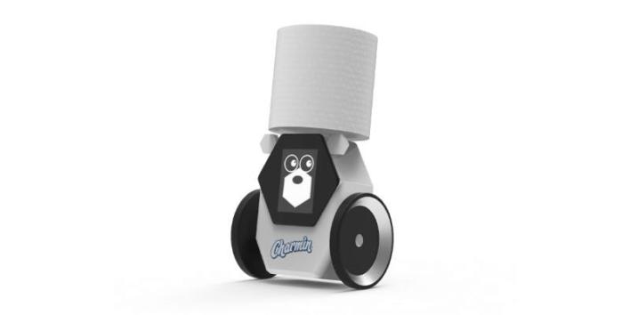 Робот Charmin RollBot поможет, когда помочь больше некому!