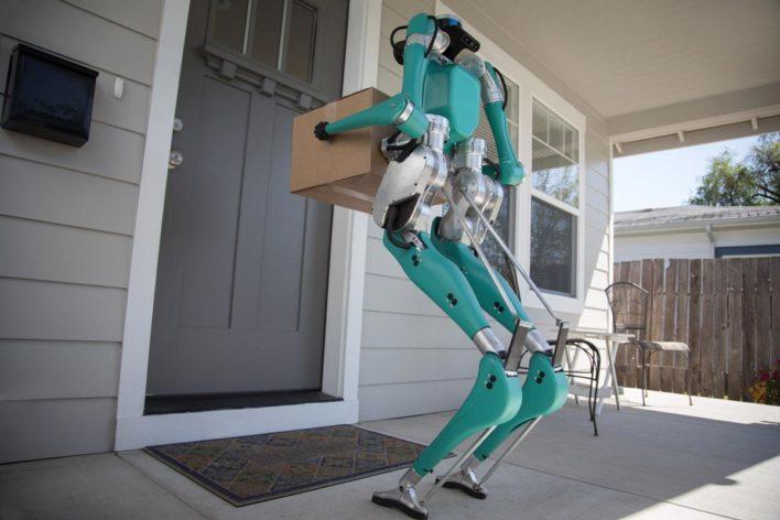 Робот Agility Digit поступил в продажу: Ford — первый покупатель
