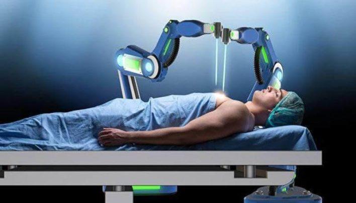 В США обследование зараженных коронавирусом проводят роботы