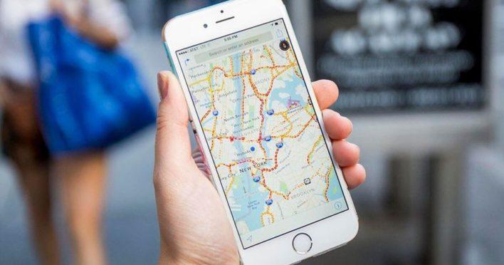 Apple открыла доступ к статистике передвижений людей