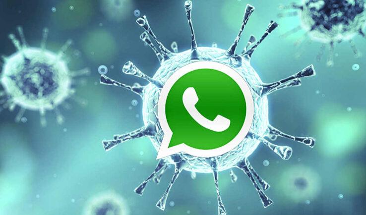 Пользователям WhatsApp угрожает новый вирус!