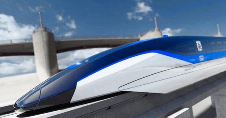 Китайцы создали транспорт нового поколения, стирающий грань между поездом и самолетом
