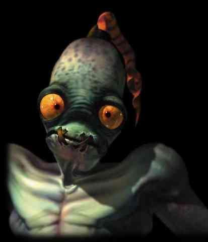 Just Add Water работает над HD-ремейком Oddworld: Abe's Oddysee