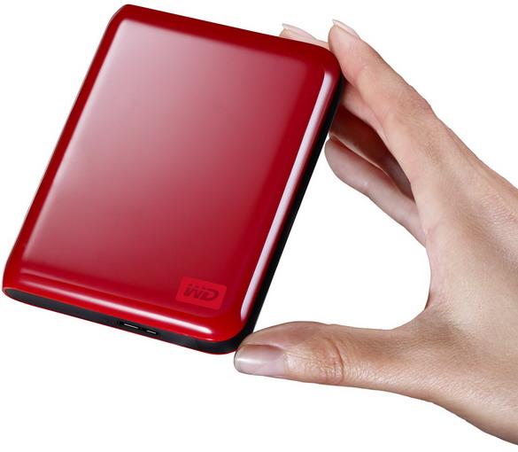 WD My Book и My Passport: внешние накопители с интерфейсом USB 3.0