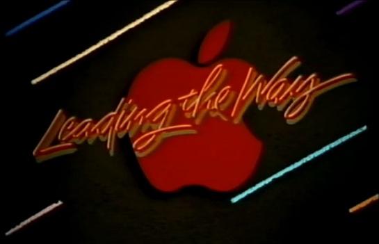 """""""We Are Apple"""" - Промо–видео компании Apple в далеком 1984 году"""