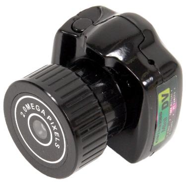 CAMJ Tiny SLR – самая маленькая в мире камера