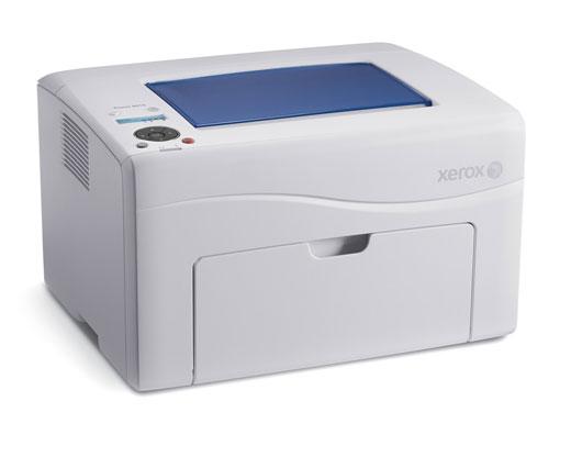 Новые цветные принтеры XEROX Phaser 6000/6010