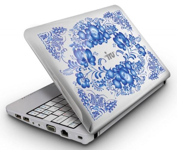 Серия дизайнерских нетбуков - Netbook iRU Intro 103
