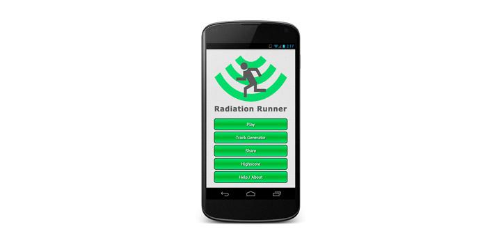Айфон расскажет о радиации