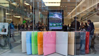 начало продаж iPad2