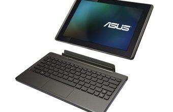 Компания Asus представила миру новый планшет