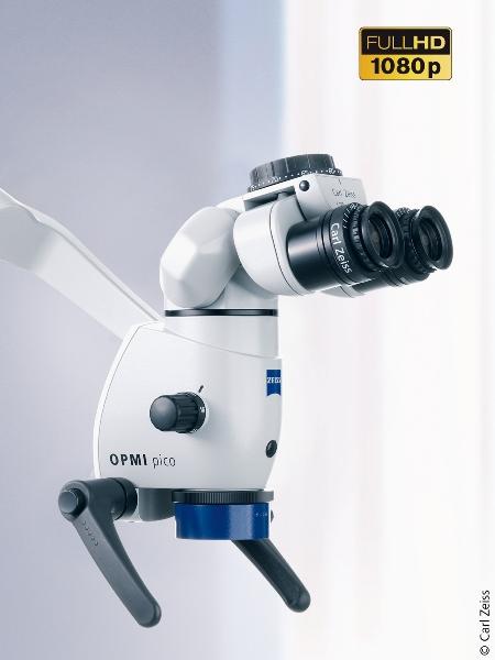 Full HD камера для микроскопов OPMI pico и OPMI pico MORA