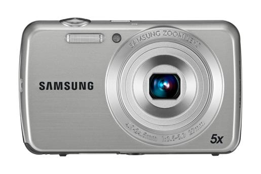 Новые компактные фотокамеры Samsung PL20 и ES80